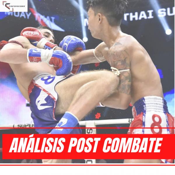 Análisis Post Combate Imagen